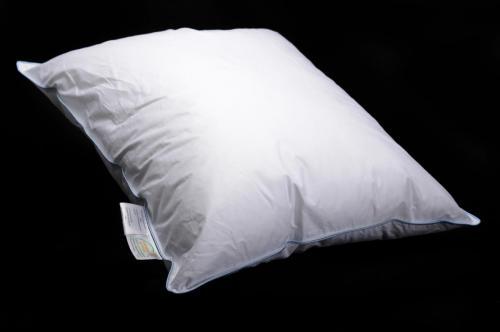 Percale pillow
